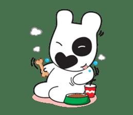BULLY - The bull terrier sticker #209754