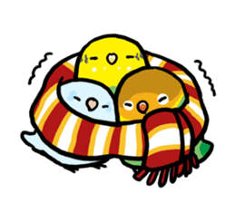 pet birds sticker #209884