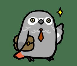 pet birds sticker #209888