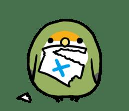 pet birds sticker #209891
