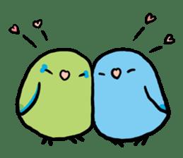 pet birds sticker #209899