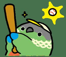 pet birds sticker #209912