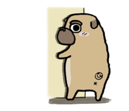 PUGPU sticker #210009