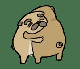 PUGPU sticker #210032