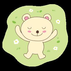 Haru, The Cute Little Bear