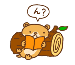 Otter-kun! sticker #210680