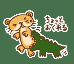 Otter-kun! sticker #210681
