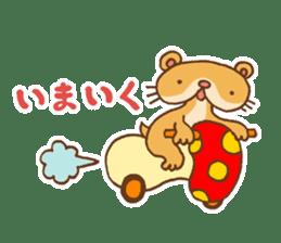 Otter-kun! sticker #210683