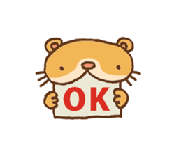 Otter-kun! sticker #210685