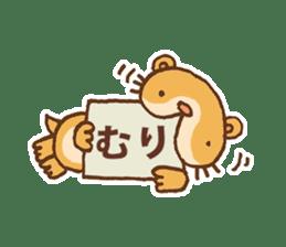 Otter-kun! sticker #210686
