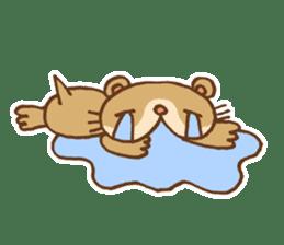Otter-kun! sticker #210688