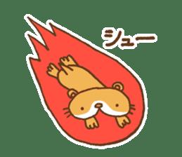 Otter-kun! sticker #210691