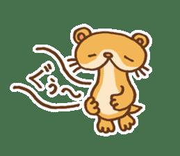 Otter-kun! sticker #210693