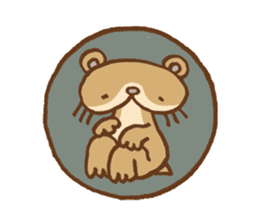 Otter-kun! sticker #210697