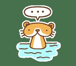 Otter-kun! sticker #210698