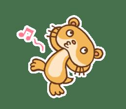 Otter-kun! sticker #210700
