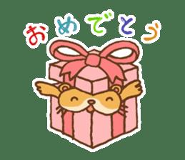 Otter-kun! sticker #210702