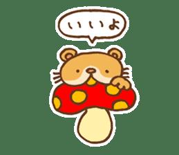 Otter-kun! sticker #210705