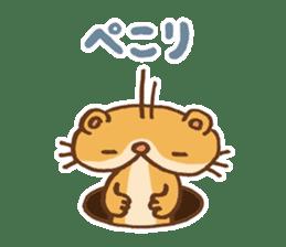 Otter-kun! sticker #210708