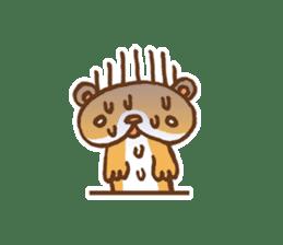 Otter-kun! sticker #210709