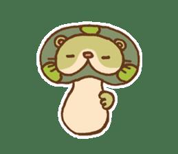 Otter-kun! sticker #210710