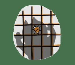 Pochi kun sticker #211106