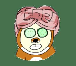 Pochi kun sticker #211129