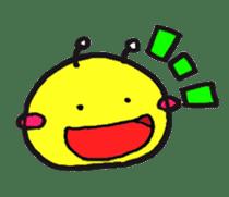 Omanju-no-Obake sticker #211375