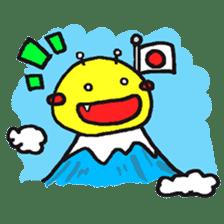 Omanju-no-Obake sticker #211399