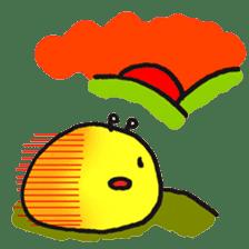 Omanju-no-Obake sticker #211412