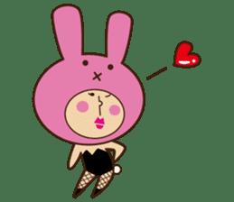 KIGURUMI ZOO sticker #211813