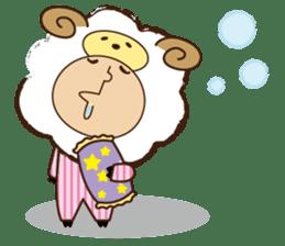 KIGURUMI ZOO sticker #211821