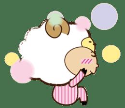KIGURUMI ZOO sticker #211823