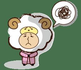 KIGURUMI ZOO sticker #211824