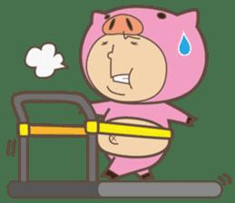 KIGURUMI ZOO sticker #211826