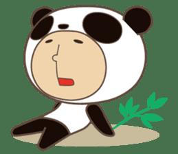 KIGURUMI ZOO sticker #211833
