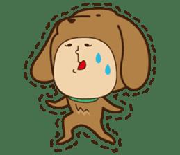 KIGURUMI ZOO sticker #211838