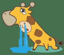 KIGURUMI ZOO sticker #211842