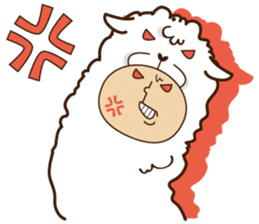 KIGURUMI ZOO sticker #211847