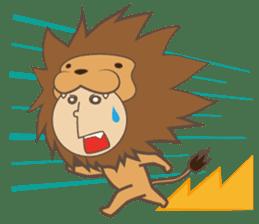 KIGURUMI ZOO sticker #211849