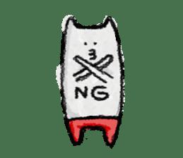 NEKOTA (vol.001) sticker #213095