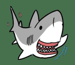 GreatWhiteShark sticker #213351