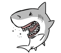 GreatWhiteShark sticker #213364