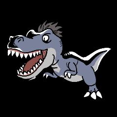 Tyrannosaurus(feathered)