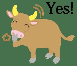 Animals -Funny Zoo- English Version sticker #213936