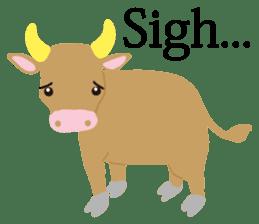 Animals -Funny Zoo- English Version sticker #213937