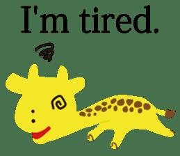 Animals -Funny Zoo- English Version sticker #213945