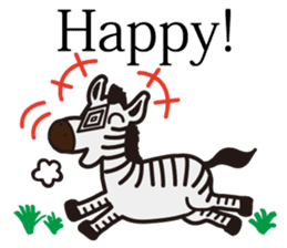 Animals -Funny Zoo- English Version sticker #213947