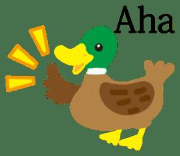 Animals -Funny Zoo- English Version sticker #213949