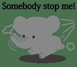 Animals -Funny Zoo- English Version sticker #213954
